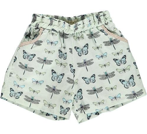 2309B - Print Shorts