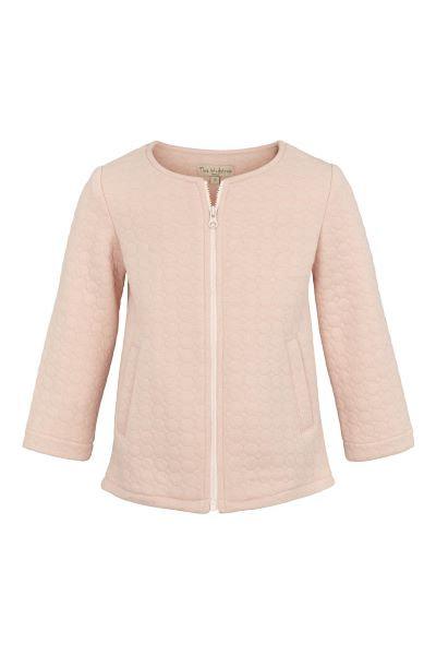 3306C - Cotton bubble jacket - Rosa