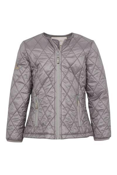 3303J - Quiltet jacket - Silk mink