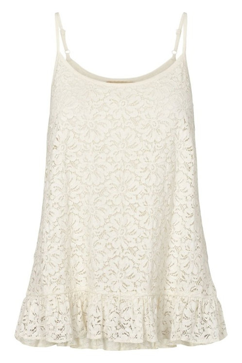 3732B - Lace top - Off.White