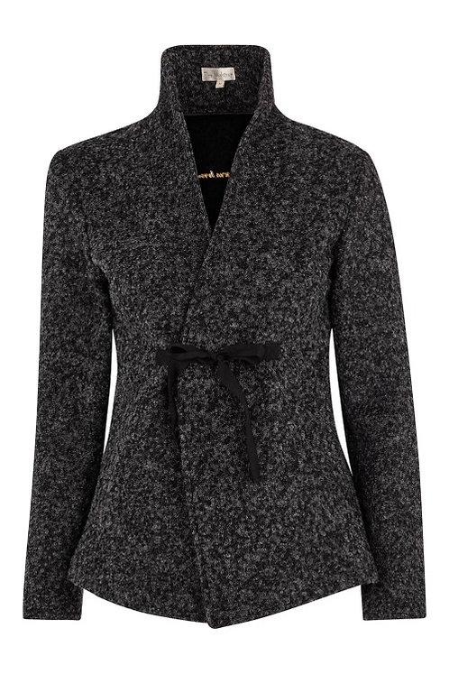 3176L - Wool jacket – Black