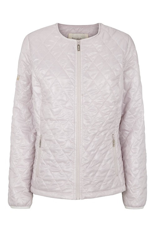 3303D - Quiltet jacket - Purple
