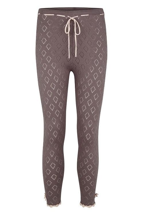 3285J - Cotton knit pants – Silk Mink