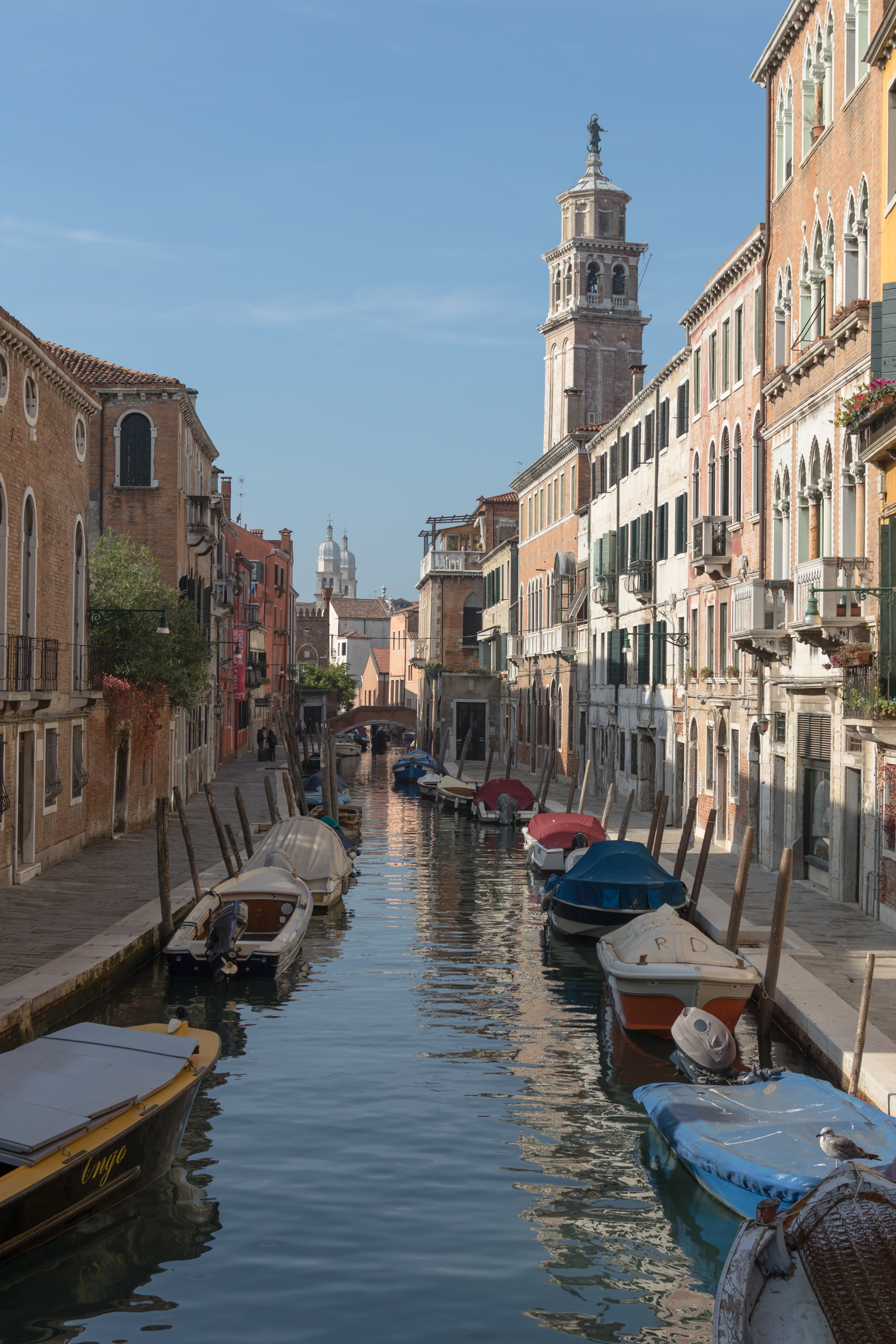 Characteristic Canals.