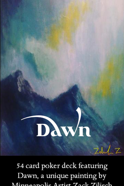 DAWN - Zack Pack Cards