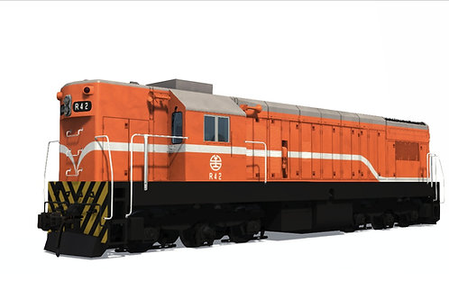 GM/EMD - G12 A-1-A TRA Dynamic Numbers