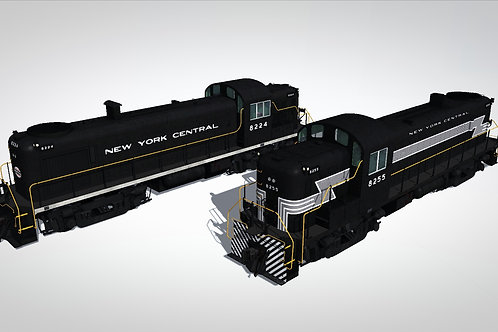 ALCO RS-3 New York Central [Bundle]