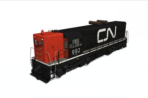 GM/EMD - G12 992 Canadian National Railway