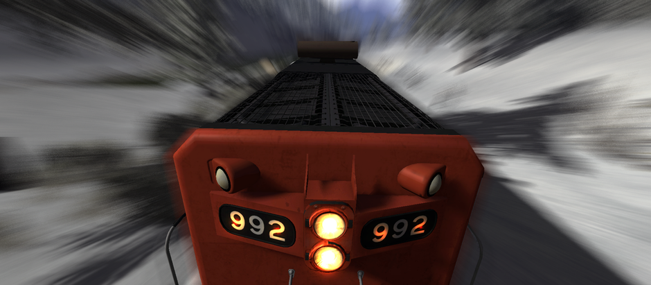 EMD G12 CN 992