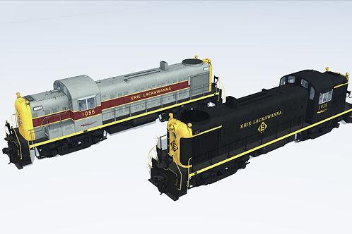 ALCO RS-3 Erie Lackawanna [Bundle]