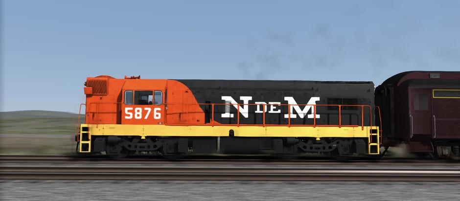 EMD G12 NdeM 5876 AVAILABLE!