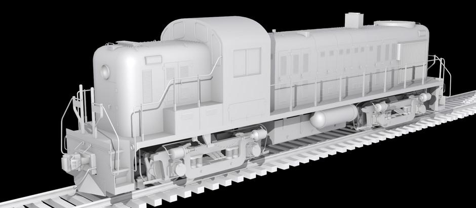 RS-3 EFCB Work in Progress (Train Simulator 2021)