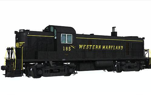 ALCO RS-3 Western Maryland [Bundle]