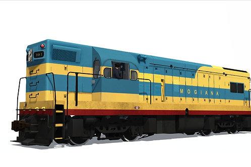 GM/EMD - G12 CMEF (Pack) Dynamic Numbers