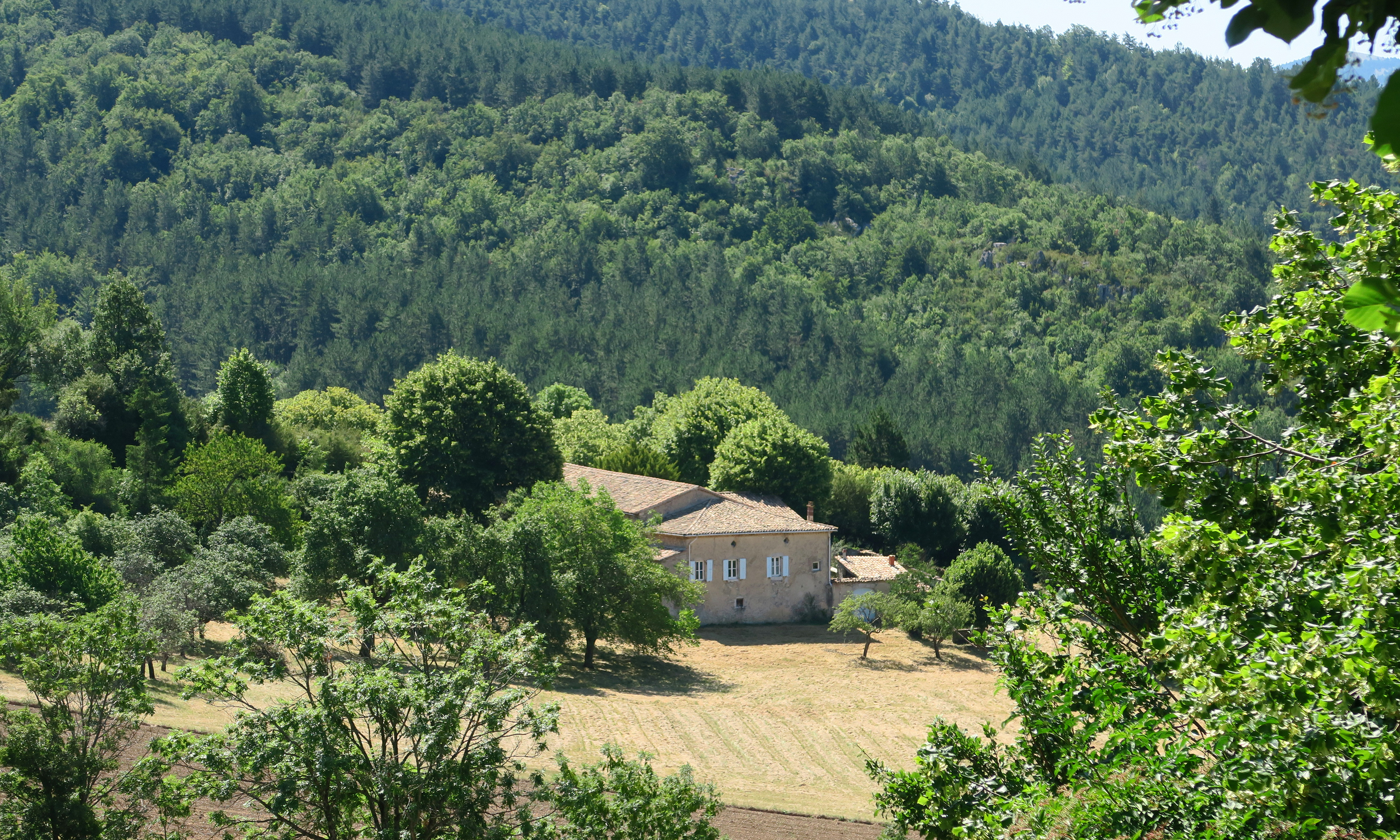 Gite Drôme Rimon •Maison de vacances