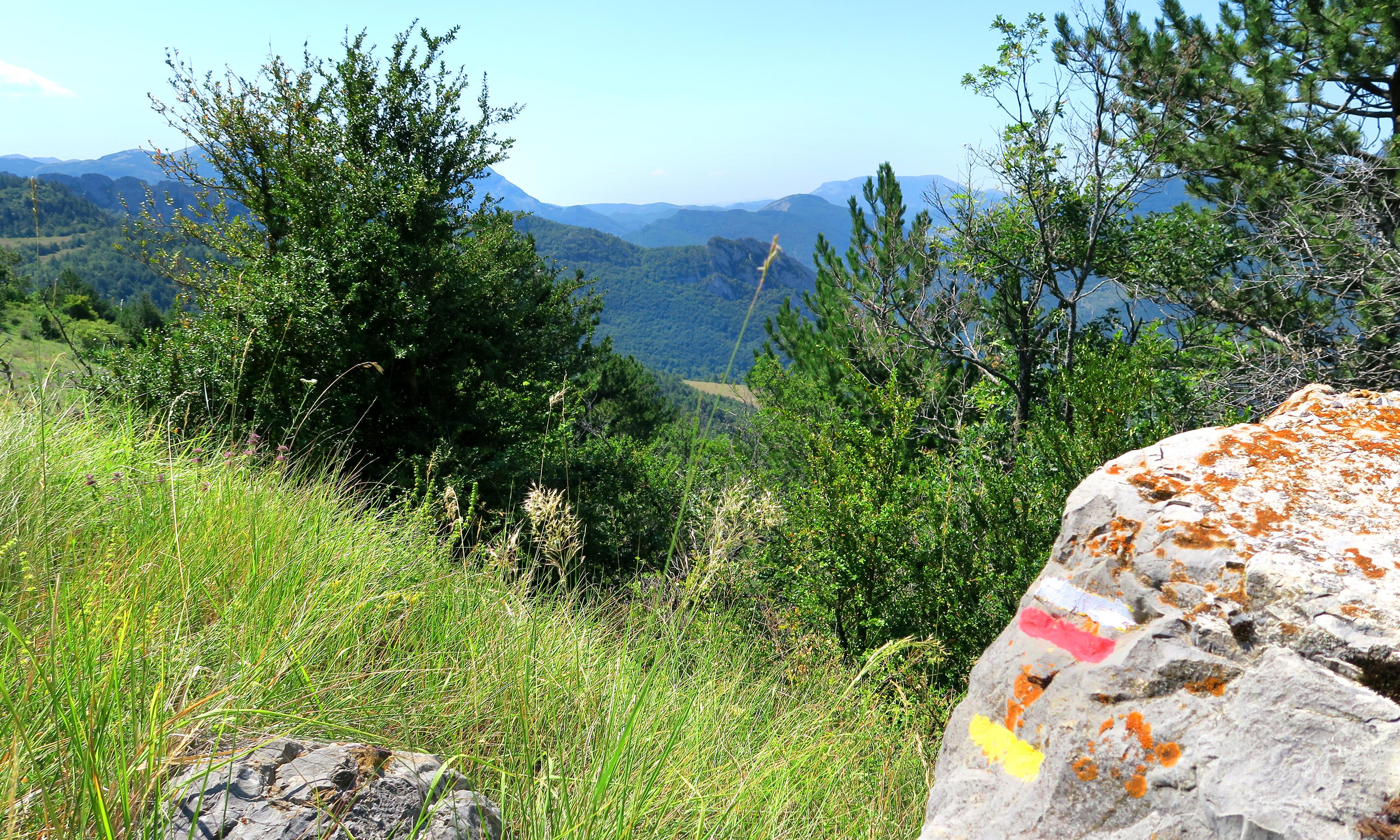 Gite Etape Drôme Rimon • Randonnée