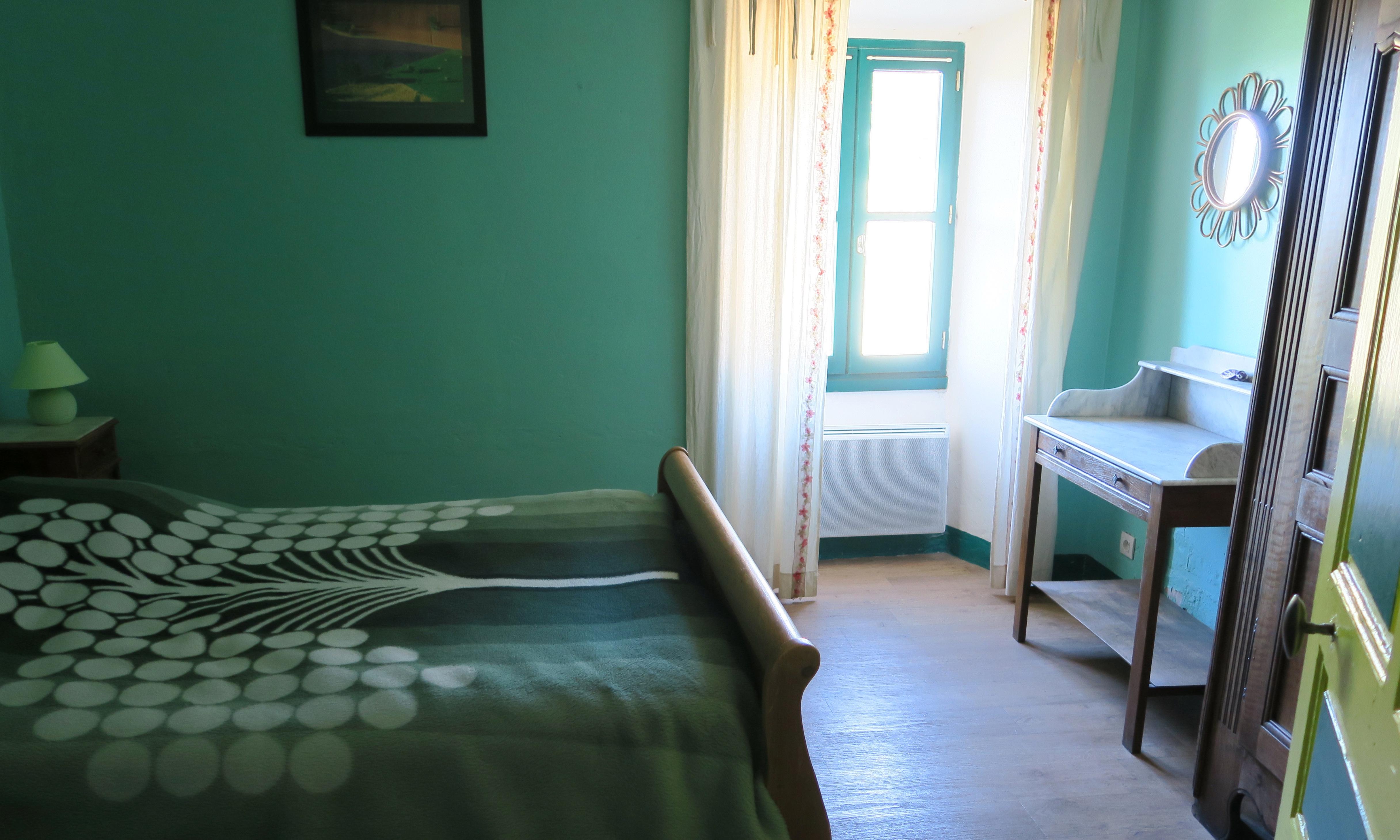 Gite Drôme Rimon • Chambre 1