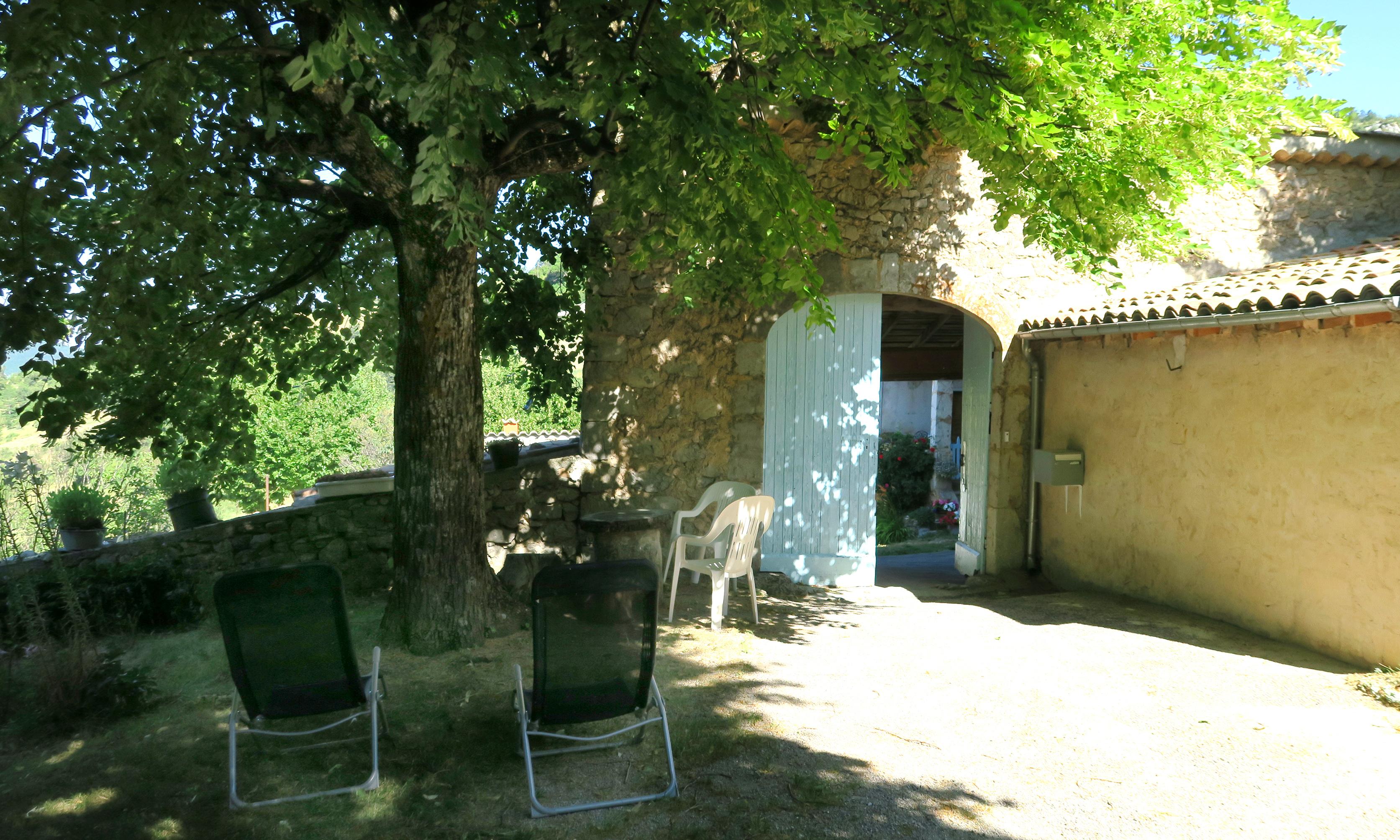 Gite Etape Drôme Rimon • Entrée