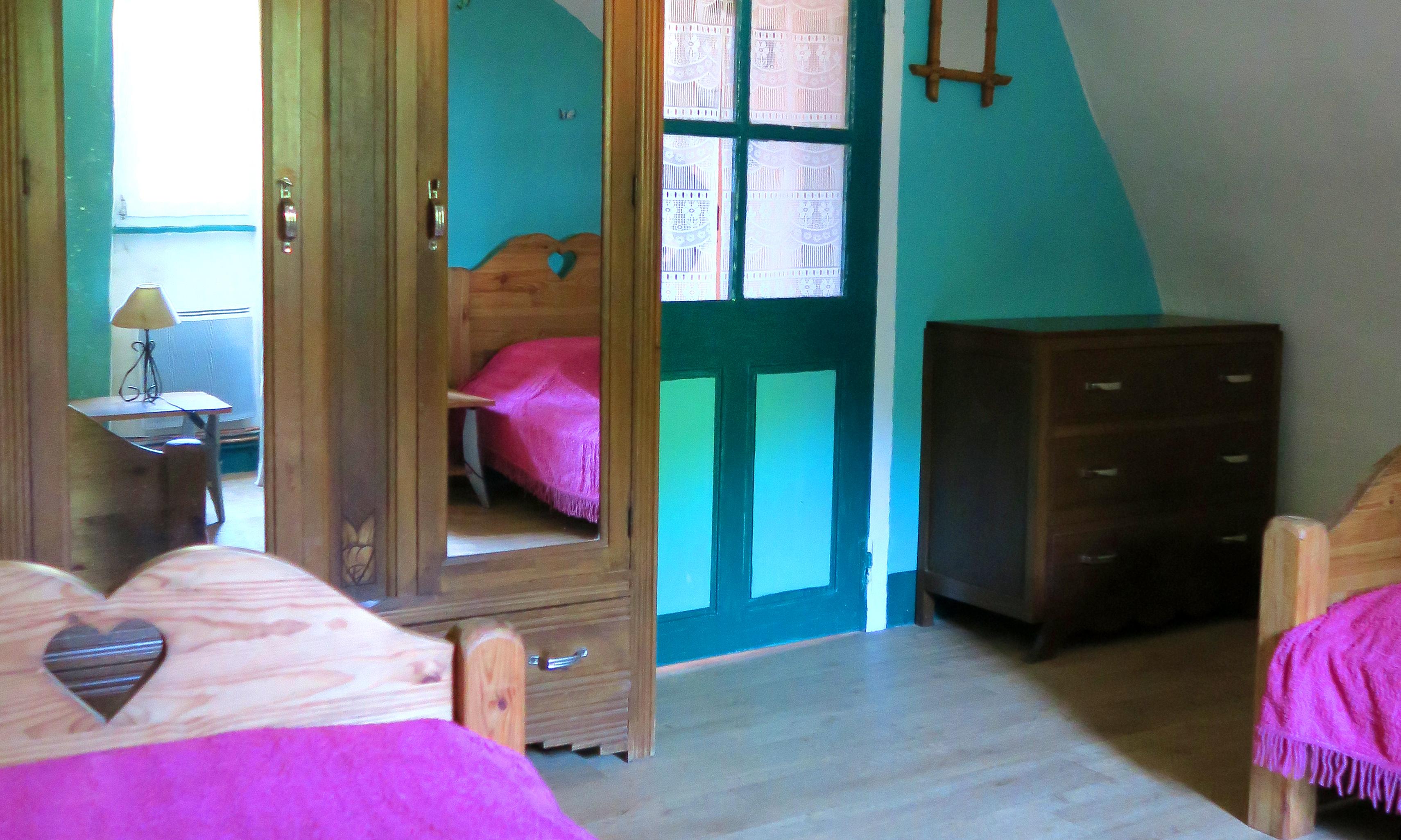 Gite Drôme Rimon • Chambre 2