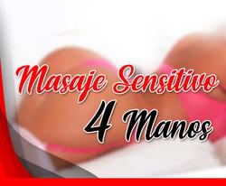 7 sensitivo sencillo 4 manos