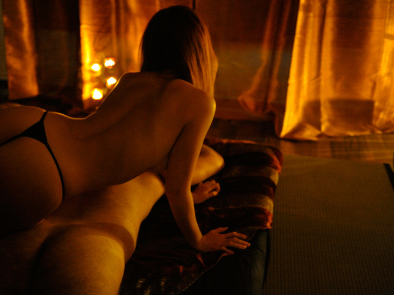Masaje sensitivo tantrico erotico