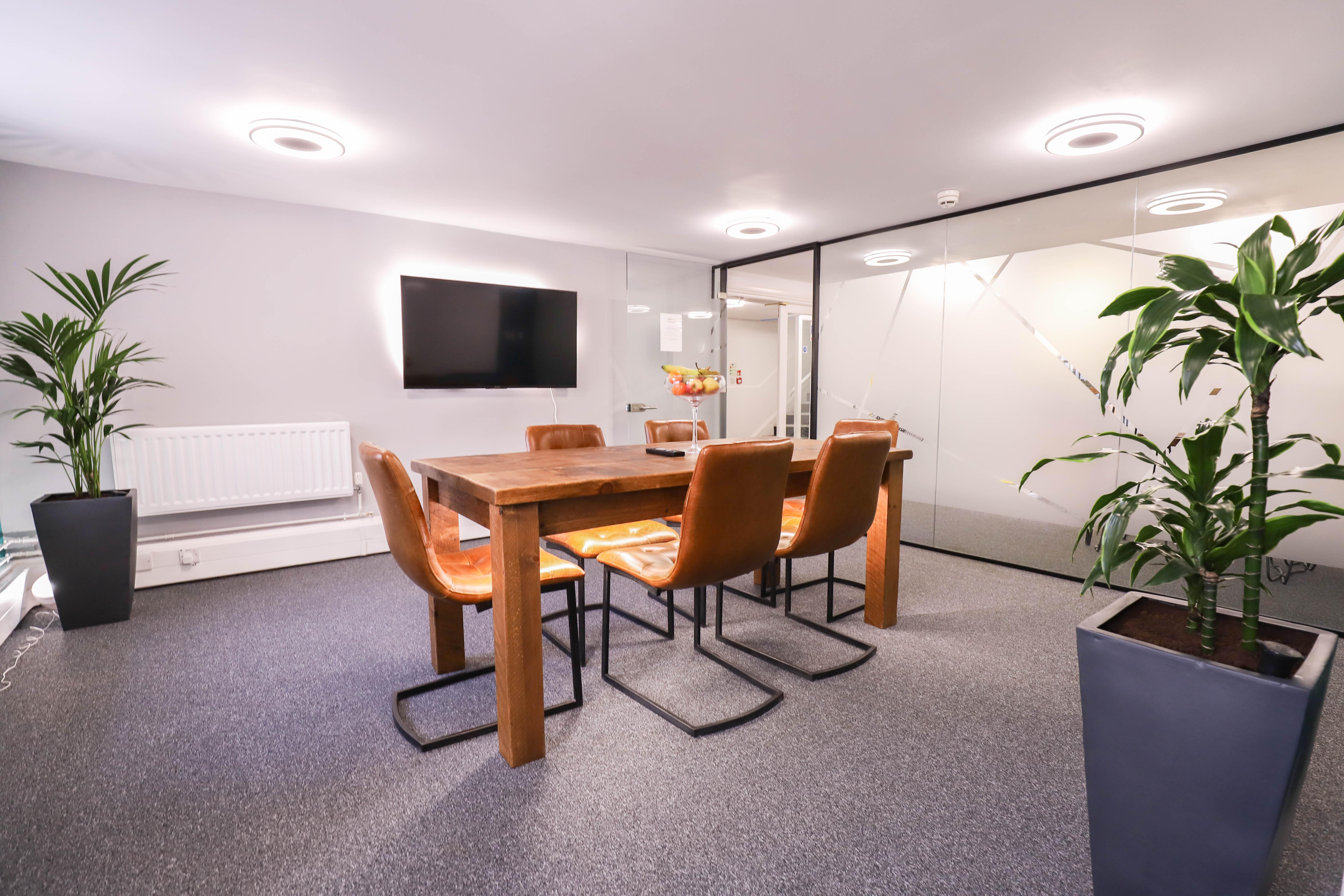 GLFifty board room