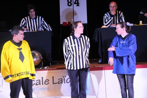 Match Canards vs Improsteurs