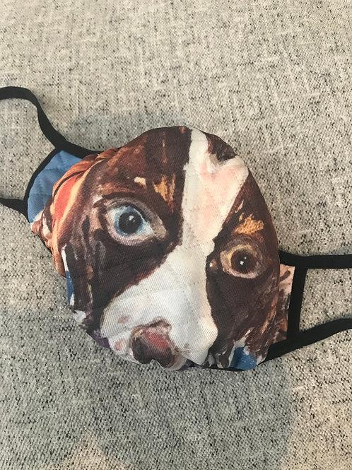 Dog mask 9