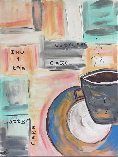 Two 4 Tea (SOLD)