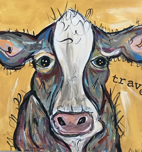 Travel Cow