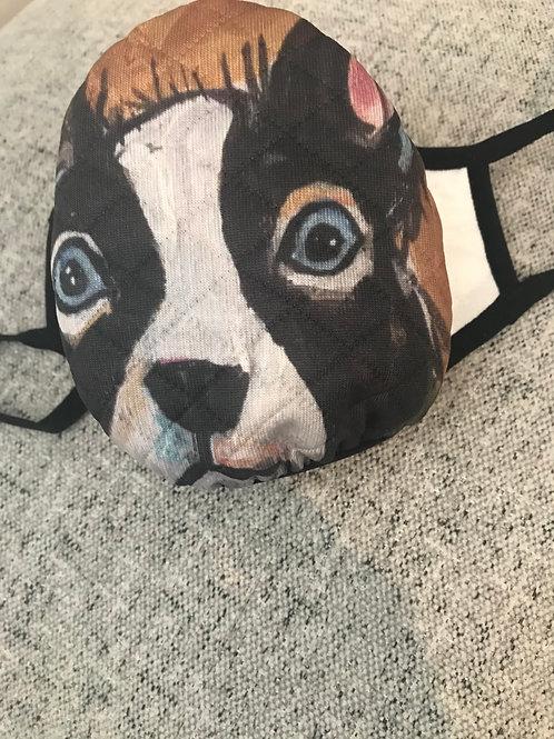 Dog mask 2