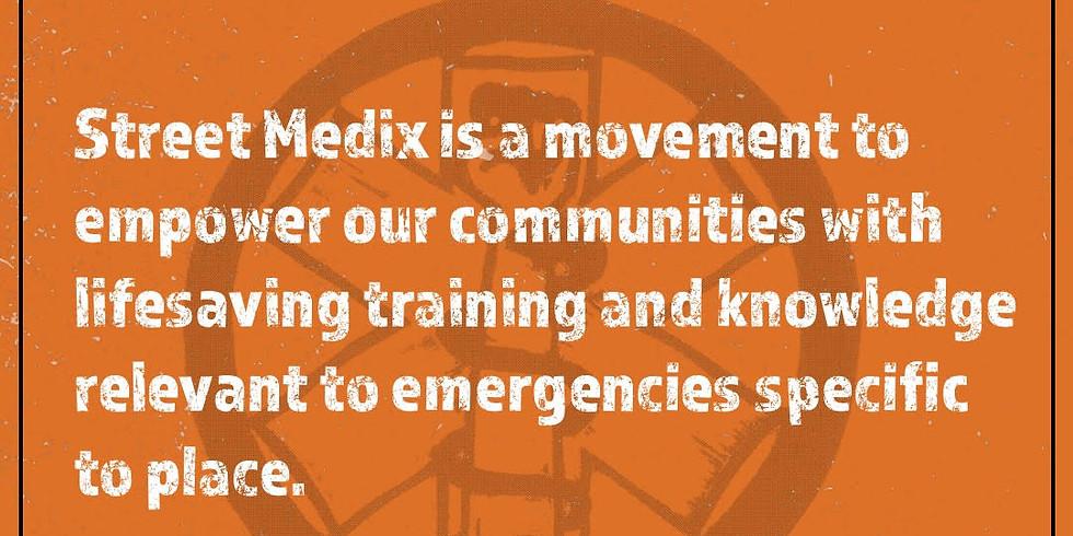 Street Medix Training:  Session 5