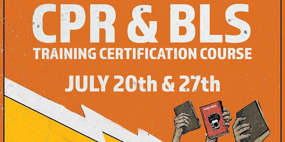 CPR & BLS Certification Course: Session 1