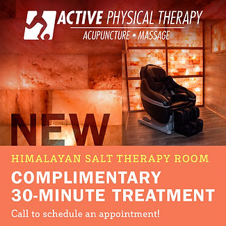 active physical therapy manasquan sea girt wall acupuncture himalayan salt therapy room massage free