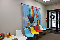 Pediatric Physical Occupational Speech Therapy Waiting Room Manasquan Wall NJ