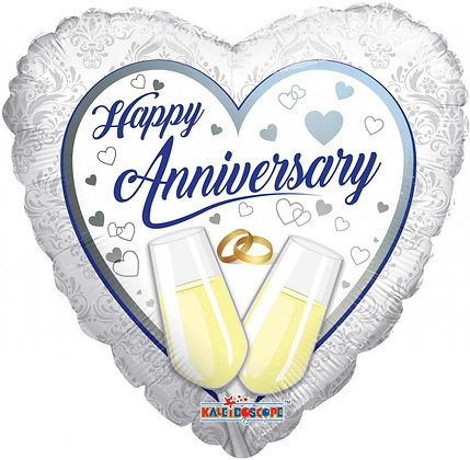 Happy Anniversary יום נישואים