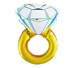 בלון טבעת אירוסין