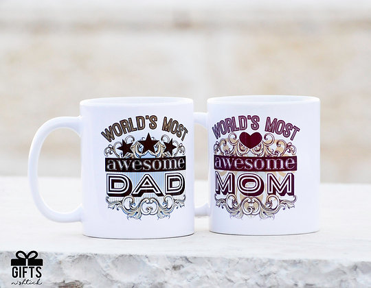 ספל מאג - מתנה לאמא, מתנה לאבא