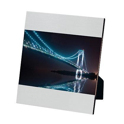 מסגרת תמונה מתכת וזכוכית