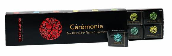 סרמוניה תה מארז שי Tea Gift Collection
