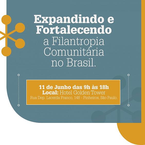 Expandindo e fortalecendo a filantropia comunitária no Brasil