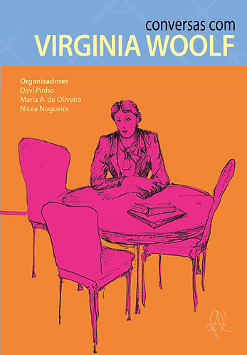 [eBook] Conversas com Virginia Woolf