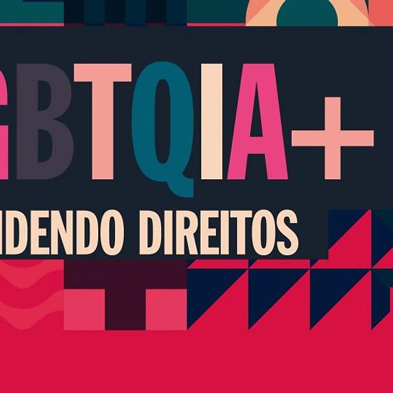 Edital LGBTQIA+ Defendendo Direitos