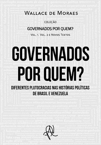 Diferentes plutocracias nas histórias políticas de Brasil e Venezuela