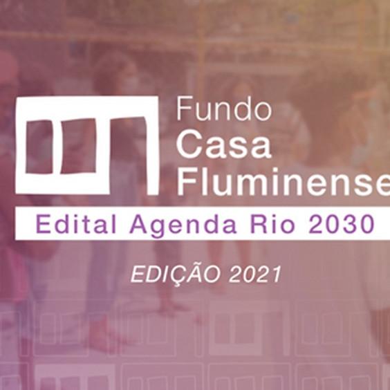 Edital Agenda Rio 2030