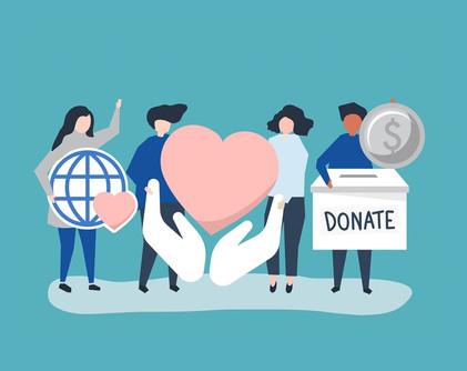 Filantropia, investimento social e colaboração