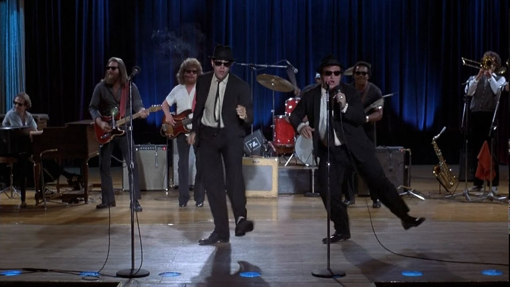 Blues Brothers - Everybody need somebody to love