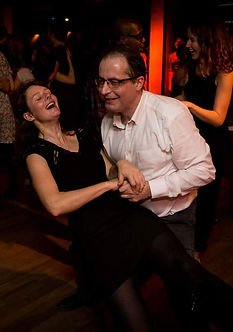 Bal Swing avec ambiane Vintage années folles