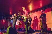 Billy Collins Swingi Paris en Concert au Globo