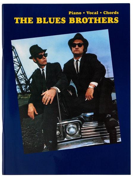 Pochette du deuxième album des Blues Brothers issu du film